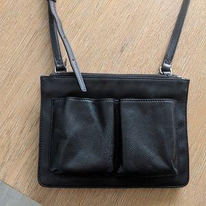 Barney's New York leather bag